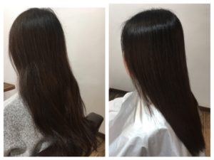 髪質改善 マイフ くせ毛