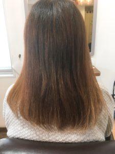 髪の傷み 髪質改善 ダメージ