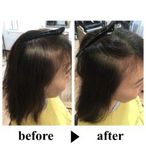 ヘナでクセ毛が改善されるのか