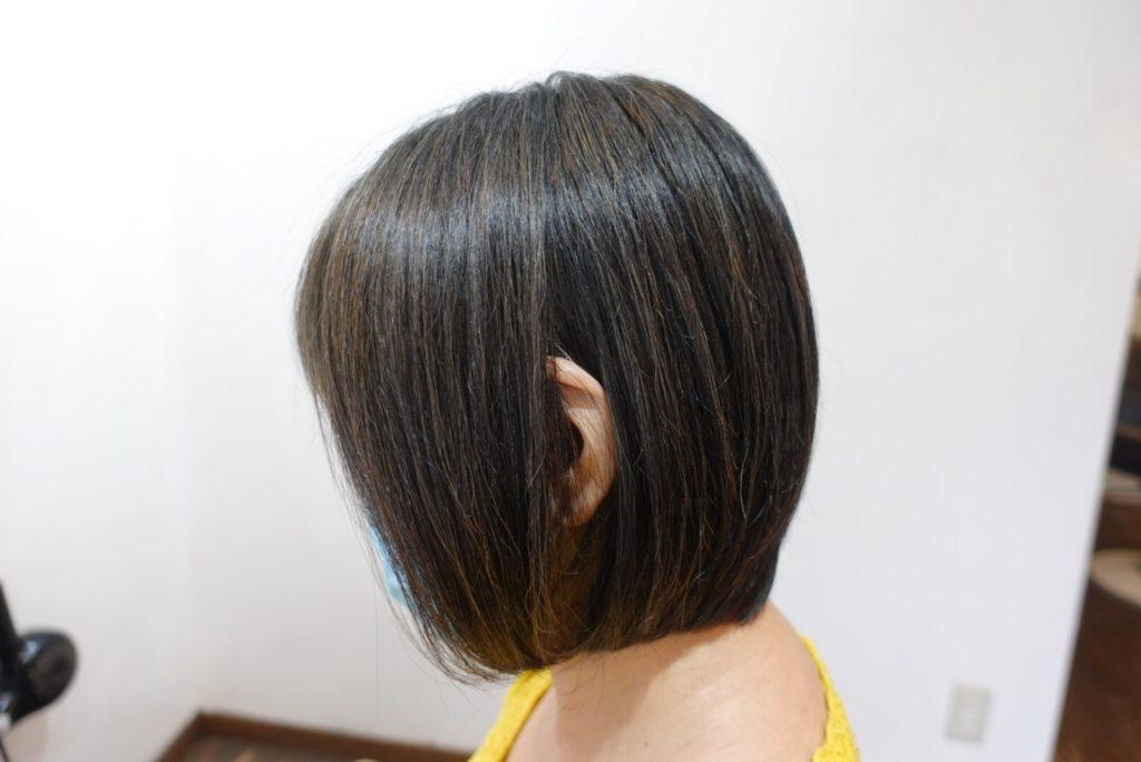 ヘナ 艶髪 くせ毛改善
